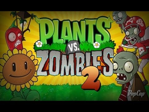 Hacer El Pellizco Plantas Vs Zombies 2 Start BlueStacks Pasar Nivel 5