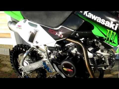 Kawasaki KLX110 KLX110L KX65 KX85 KX100 KLX143