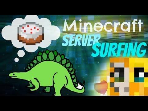 Server Surfing : The Emerald Isle - Stegosaurus w/ stampylongnose