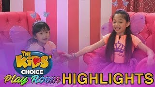 The Kids' Choice PH Play Room: Kaycee and Rachel on a tongue twister challenge