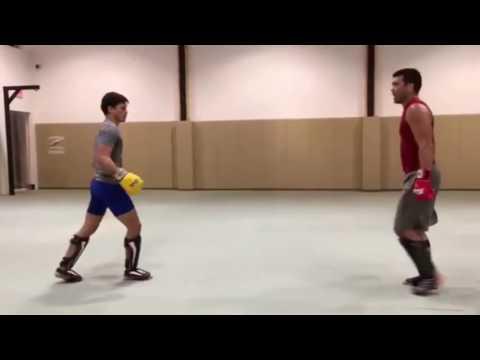 Lyoto Machida Teaches Karate !