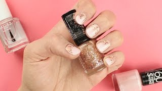 Glitter Ombre Nails | Try The Trend | feelunique.com
