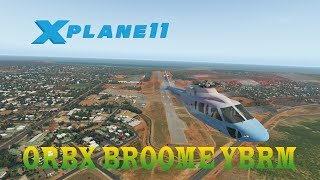 X-Plane 11 Review - ORBX Broome International Airport