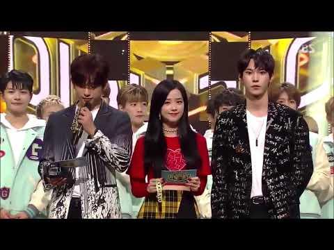 171008 BTS(방탄소년단) Win 1st place at @ 인기가요 Inkigayo