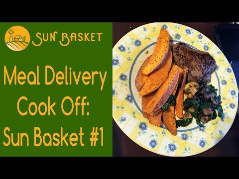 Meal Delivery Cook Off:  Sun Basket #1