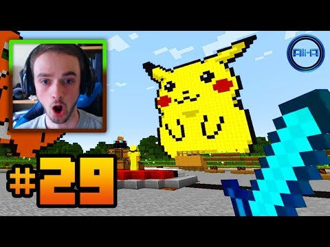 1vs1 ME ALI A Minecraft HUNGER GAMES w Ali A #29