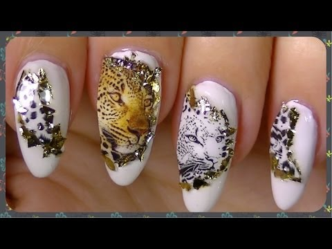 Wild Nail Art. Water Decals. bornprettystore Review