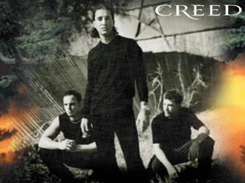 Creed - Alone