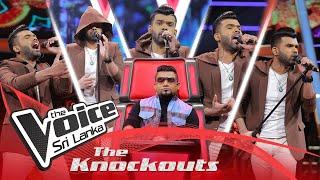 Jerome Perera The Knockouts | The Voice Sri Lanka