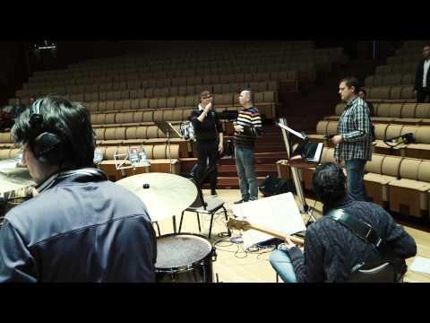 Zkoušení na koncerty PIRATE SWING Band Gala 2014 (feat. Petr Kotvald, Josef Laufer a další)