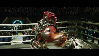 Real Steel On Blu-ray™ Combo Pack, DVD, and Digital Jan. 24.