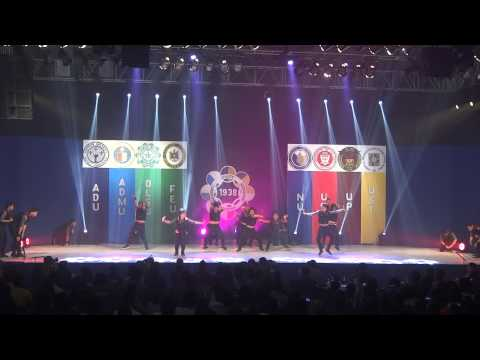 UAAP Streetdance Competition 2013 - University of the Philippines - UP Street Dance Club