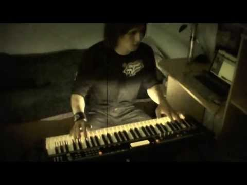 Children of Bodom - Transference Keyboard Cover (first on YouTube)