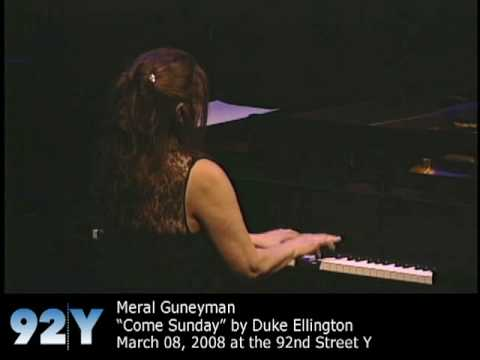 0 The Playful Virtuosity of Pianist Meral Guneyman   Come Sunday, at the 92nd St Y