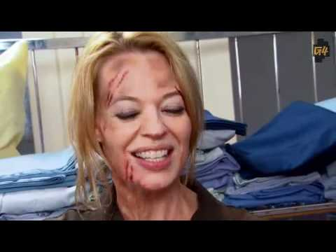Mortal Kombat Legacy Interview with Sonya Blade AKA Jeri Ryan