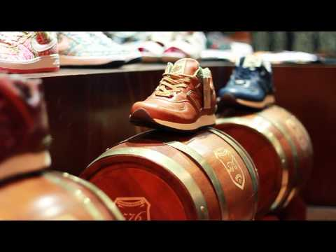EU Kicks Presents...Sneaker Shops Around The World | Deal in City, Beijing, China