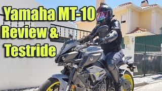 Yamaha FZ-10 / MT-10 Review & Testride