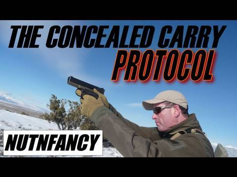 """The Concealed Carry Protocol"" by Nutnfancy"