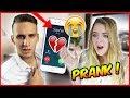 PRANK ! JE TROMPE MA COPINE AVEC MON EX !