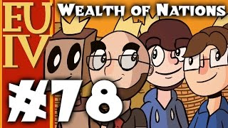 EU4 Wealth of Nations Multiplayer [The Hansa] - #78