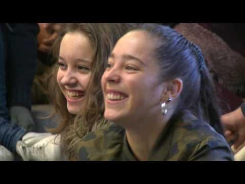 """Conferência """"Jovens: Embaixadores do Sucesso"""""""