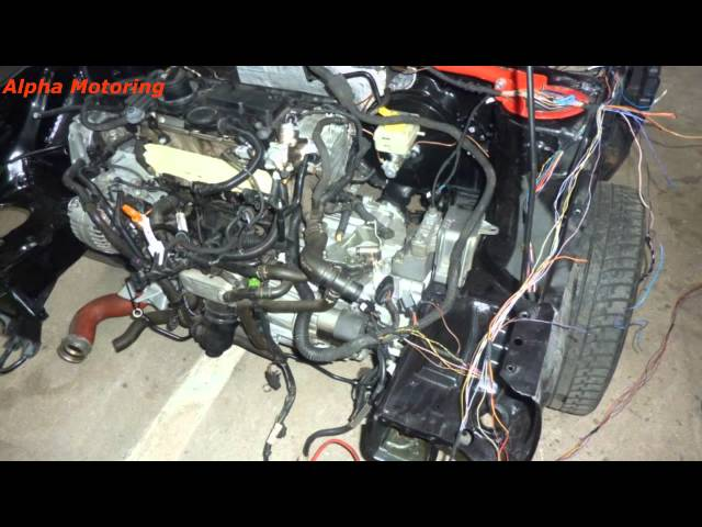 VW Golf MK2 Syncro - 2.0L TFSI 4MOTION