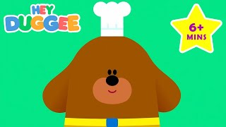 Who's hungry? - Hey Duggee - Duggee's Best Bits