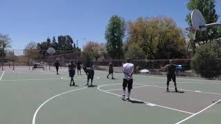 Basketball San Dimas 04/23/2019 Game 2