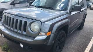 Used 2012 Jeep Patriot Greenville SC Easley, SC #BP14555A