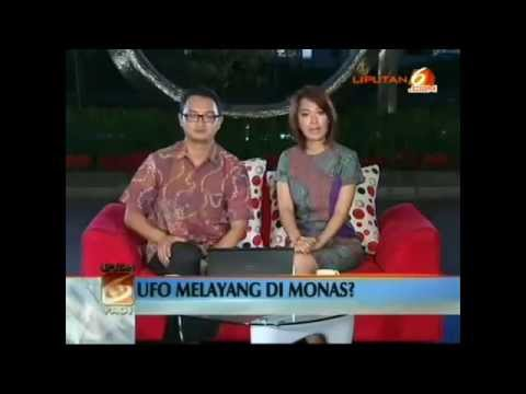 UFO DI LANGIT INDONESIA