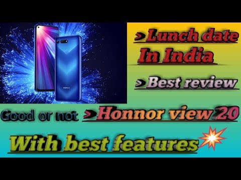 Honnor view 20 review and features!!!!!!!!! Must watch // BY VARUN //