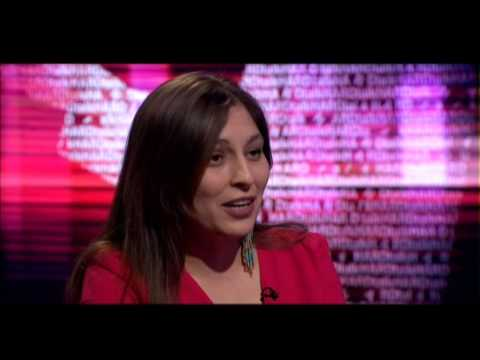 Jaroka: Roma immigration is 'positive' for countries (Lívia Járóka - BBC HARDtalk)