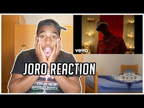 WizKid - Joro (Official Video) REACTION!
