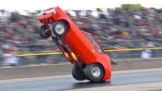 The FLYING Gremlin - Wheelie King Brian Ambrosini!