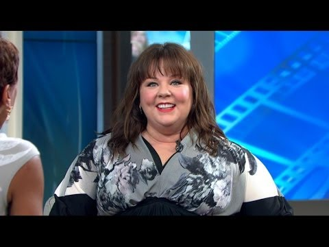 Melissa McCarthy Talks 'Tammy'