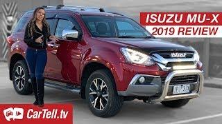 2019 Isuzu MU-X Review   Australia