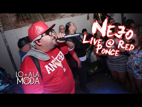 Ñejo – Red (Ponce, Puerto Rico) (Live 2016) videos