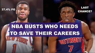 NBA Busts Who Have One Last Chance To Save Their Careers In 2018-19 Season