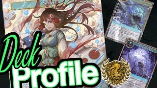 Teacher's Lounge Thunderstorm Control Deck Profile : Force of Will (TCG)