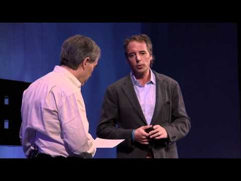 Dan Buettner - Q&A at TEDMED 2011