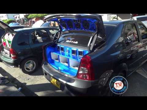 1 Parte Car Audio In Zarzal & La Paila HD 720p - 6 Octubre De 2013
