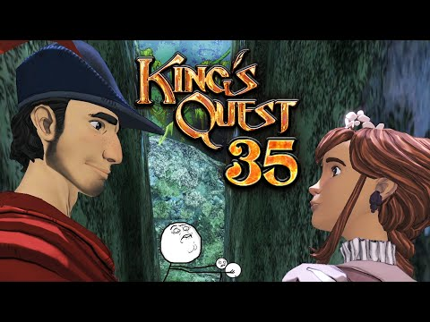 KING'S QUEST [035] - And now... Kiss!