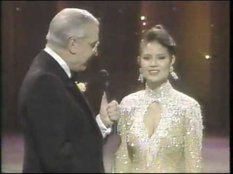 Star Search 1988 Female Spokesmodel Finals Cynthia Gouw
