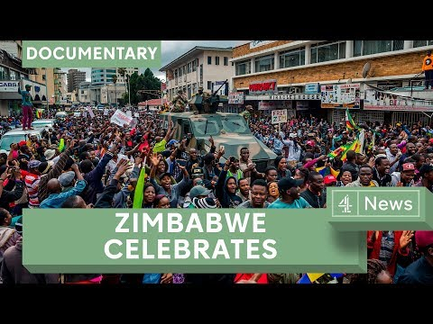Zimbabwe: thousands take to the streets to demand Mugabe's resignation