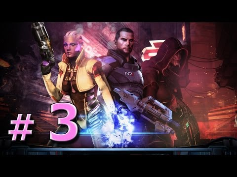 Let's Play: Mass Effect 3: Omega (na lepo) cz. 3 -   