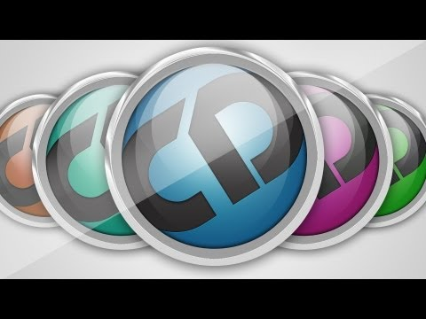Glossy Orb: Photoshop CS5 Tutorial - ChromeDesignsHD