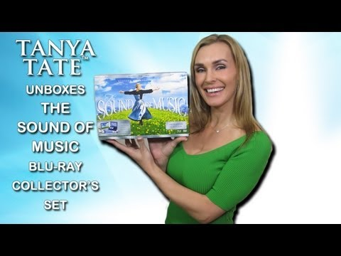 TANYA TATE™ Unboxes The Sound of Music 45th Anniversary Blu-ray Limited Edition Set