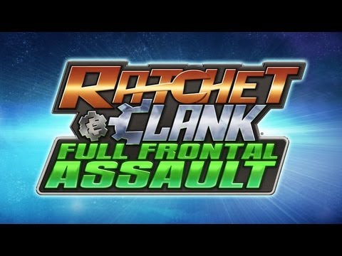 Ratchet and Clank: Full Frontal Assault |PSVITA|