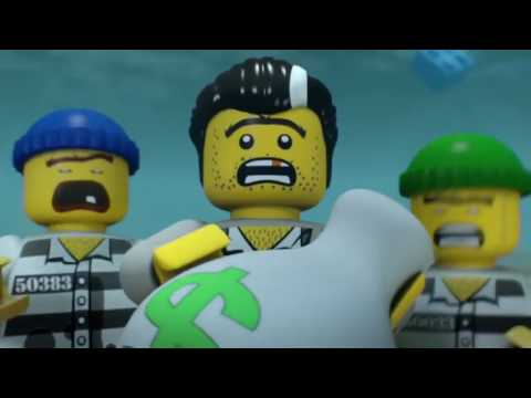 Мультик LEGO City , Полиция , Все серии.