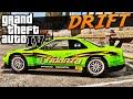 Carro Tunado de Drift no GTA IV